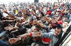 Migranti: la sfida dell'Incontro